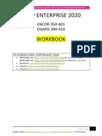 CCNP ENTERPRISE WORKBOOK v1.0-workbook
