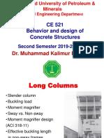 Lecture -CE521_Slender-columns-final