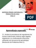 Clase 6 Materias Primas