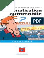 La Climatisation Automobile