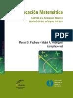 Educación matemática - Pochulu - Rodríguez - Cap. 1