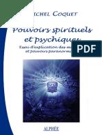 Coquet Michel - Pouvoirs spirituels et psychiques.pdf