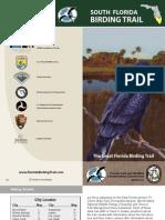 South Florida BIRDING TRAIL -- FL Fish & Wildlife Conserv Commission