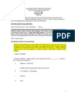 Jackson County Central Reorganizational Meeting 010311 Agenda