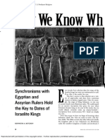 Article - Kitchen - How We Know When Solomon Ruled - BAR - 2001.pdf