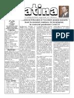 Datina - 29.04.2020 - prima pagină