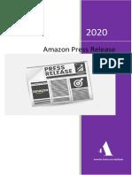 Amazon Press Release