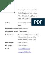 MES Article-Grigoriadis&Opcin-Final Draft