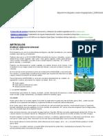 Biodiesel KASERO