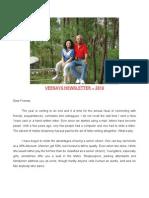 Veekays Newsletter 2010