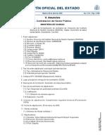 Contrato INGESA batas desechables Covid19