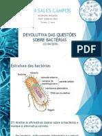 Devolutiva Das Questões_bactérias