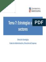 Tema 07 - Estrategias según sectores (2018).pdf