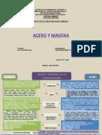 Cuadro Esquematico de Acero y Madera-converted