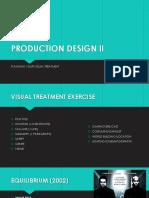 Image Creation 1A - Visual Treatment Presentation