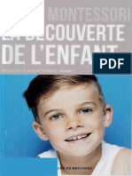 (Collection Maria Montessori.) Bernard, Georgette Jean-Jacques_ Montessori, Maria_ Montessori, Mario M._ Planquette, Dominique - Pédagogie scientifique. Tome 1, La découverte de l'enfant. 1 (2016).pdf