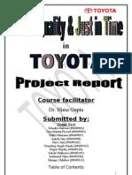 Final Tqm Project