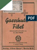 Gasschutz-Fibel von  Hans Klumb