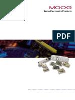 Moog servoelectronics