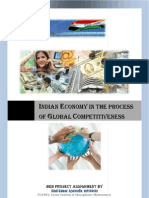 Indian Economy in the Process of Global Competitiveness