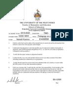 accountability statement-dip
