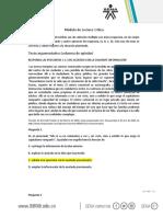 2. TALLER COMPRENSIÓN LECTORA  DE COMUNICACION