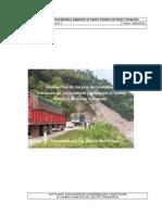Evaluación de Vulnerabilidad y Adaptación al Cambio Climático del Sector Transportes