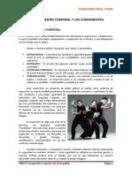 La expresión corporal y la coreografía