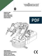 Robotic Arm Manual