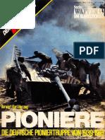 Das III Reich Son Der Heft 09 Pioniere Waffen SS Die Deutsche Pioniertruppe Von 1939-1945