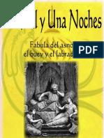 1001 Noches-Fabula Del Asno El Buey y El Labrador