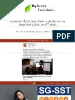 1. Implementación de un Sistema de Gestión de Seguridad y Salud en el Trabajo-1