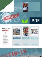 3. Recomendaciones en la Implementación de Planes para la Prevención de Riesgos Biológicos COVID-19 en Empresas