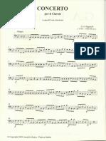 Paganelli - Cello e cbasso