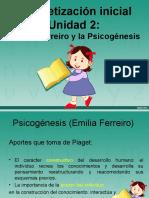 Aportes de Emilia Ferreriro