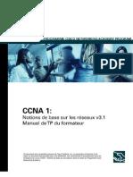 CCNA1 Manuel de TP