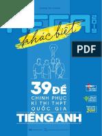 Mega Luyện Đề THPTQG 2019 Môn Tiếng Anh.pdf