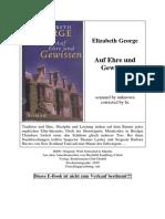 George, Elizabeth - 03 - Auf Ehre und Gewissen