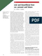 Artificial and Bio Artificial Liver