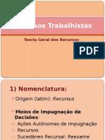A1 - Recursos Trabalhistas - TGR.ppt