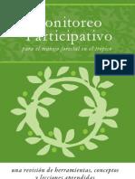 Monitoreo Participativo Para El Manejo Forestal en El Tropico- Una Revision de Herramientas Conceptos y Lecciones