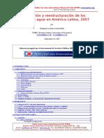 9d-Privatizacion-David Holl-Water Privatisation in Latin America-2007