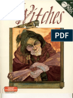 Mayfair Games - Role Aids - 747 - Witches