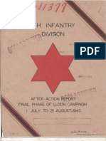 WWII 6th Infantry Division