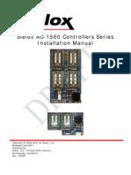 AC 1500 Installation