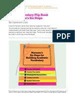 Vocabulary Flip Book for Marzanos Six Steps.pdf