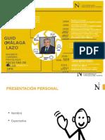 PRESENTACIÓN DEL  DOCENTE BABICH-2020-1.ppt