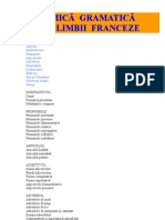 8331639 Valeriu CIUCULIN Mica Gramatica Franceza