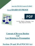 3.Standard of Proof