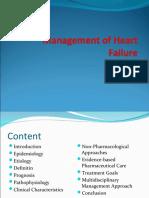 Management Heart Failure (Papros)
